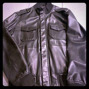 Express Leather Jacket